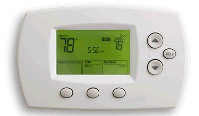 thermostat graphic